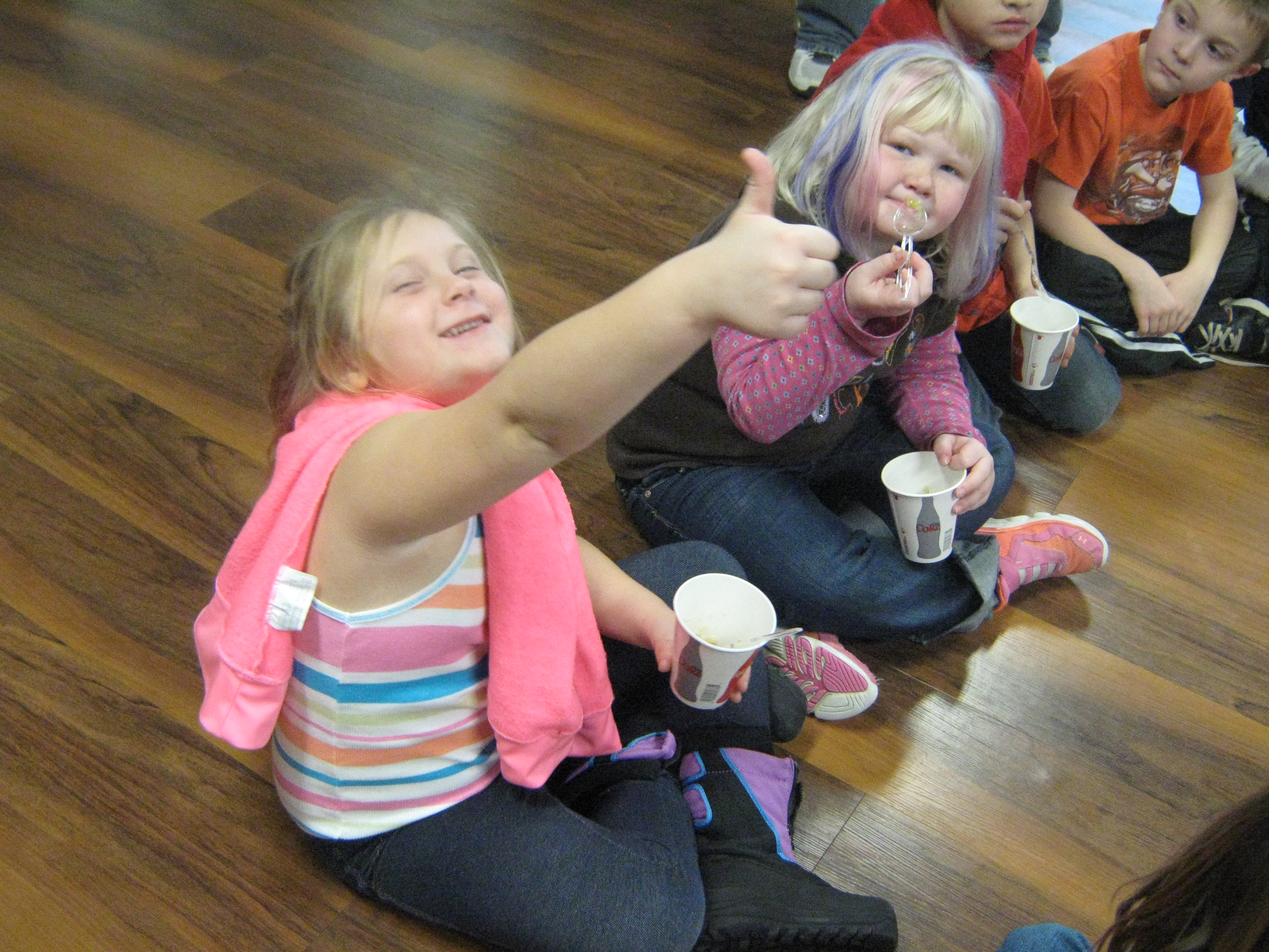 Kidstop After School Program Oahe Ymca